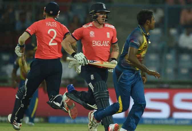 T-20 वर्ल्ड कप: इंग्लैंड ने श्रीलंका को 10 रनों से हराकर सेमीफाइनल में बनाई जगह
