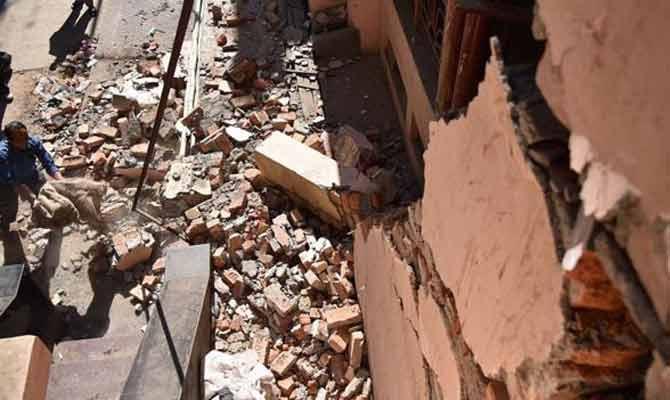 भारत के इन 29 शहरों में भूकंप का सबसे ज़्यादा खतरा