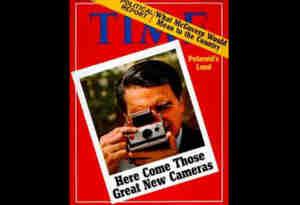 इंस्टेंट कैमरा बनाने वाले एडविन लैंड से स्टीव जॉब्स ने सीखी थीं ये बातें