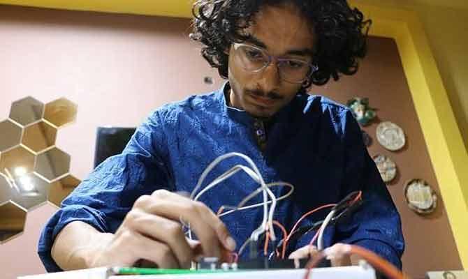 पाकिस्तानी छात्र की हनीकॉम्ब पर रिसर्च ने साइंस बिरादरी को किया हैरान