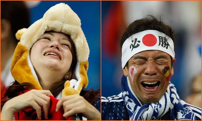 इंडियन क्रिकेटर्स ने यूं की जापानी फैंस की तारीफ,जबरदस्त हार के बाद भी कर रहे थे स्टेडियम की सफाई