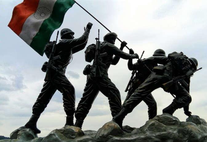 सशस्त्र सेना झंडा दिवस : जानें भारत, पाकिस्तान आैर चीन की सैन्य ताकत