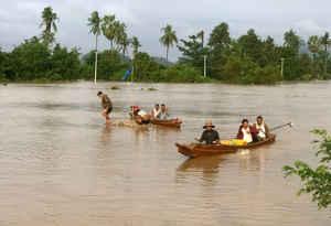 म्यांमार : भयानक बाढ़ से अब तक 12 की मौत, करीब डेढ़ लाख लोग लापता