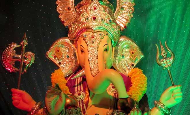 भारत से बाहर भी प्रथम पूज्य माने जाते हैं भगवान श्री गणेश