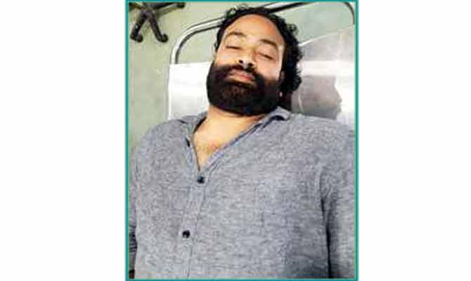 झारखंड का मोस्ट वांटेड गैंगस्टर अखिलेश सिंह आया पुलिस के शिकंजे में