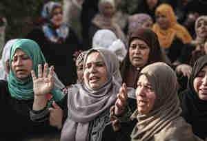 गाजा के आतंकवादियों ने इजराइल के खिलाफ हमले में किया मोर्टार का इस्तेमाल