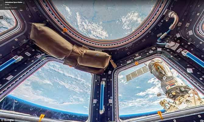 अब अंतरिक्ष में घूमिए सिर्फ एक क्लिक पर,मार्स से लेकर प्लूटो तक सब कुछ है गूगल मैप पर