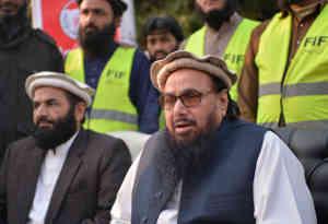 पाकिस्तान में अब हाफिज सईद की पार्टी नहीं लड़ सकती चुनाव, आयोग ने दिया बड़ा झटका