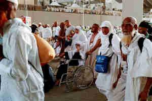 सऊदी अरब में 42 पाकिस्तानी हज यात्रियों की मौत