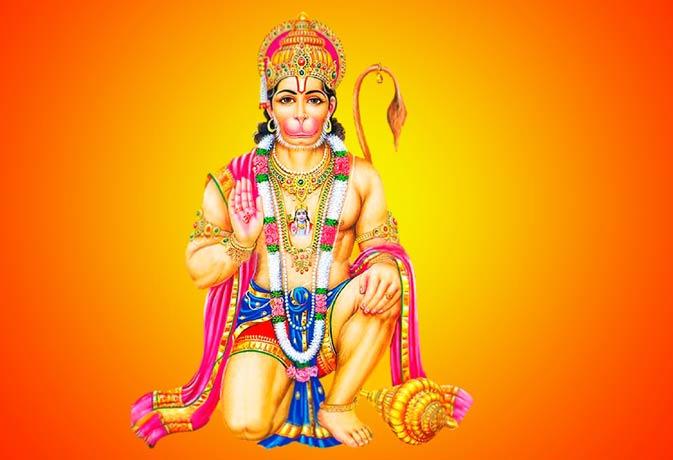 Image result for hanuman जी