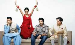 इंडिया से भागी दुल्हन पहुंच गई पाकिस्तान! देखें रॉमकॉम मूवी 'हैप्पी भाग जाएगी' का ट्रेलर