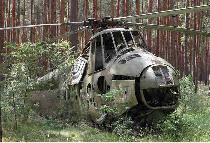 रूसी हेलिकॉप्टर क्रैश, तीन क्रू मेंबर समेत 18 लोगों की मौत