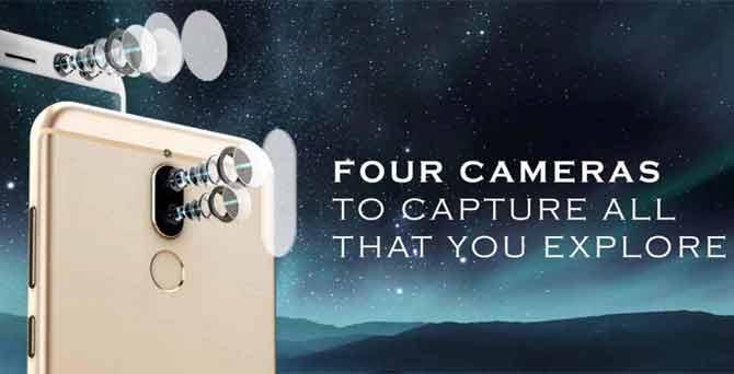 2 कैमरों से मन ना भरा हो तो ले आइए honor 9i स्मार्टफोन,जिसमें हैं 4 dslr कैमरे! कीमत सुन खुद को रोक नहीं पाएंगे
