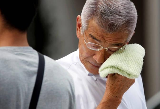 जापान : भारी बारिश के बाद अब तपती गर्मी का भी टूटा रिकॉर्ड, अब तक 26 की मौत और हजारों अस्पताल में भर्ती