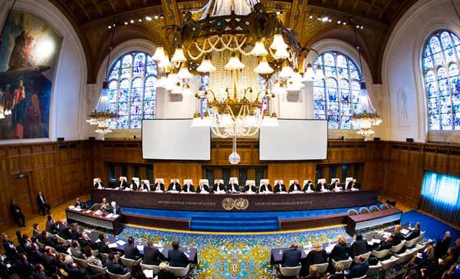 अंतरराष्ट्रीय न्यायालय ने कुलभूषण की फांसी पर लगाई रोक