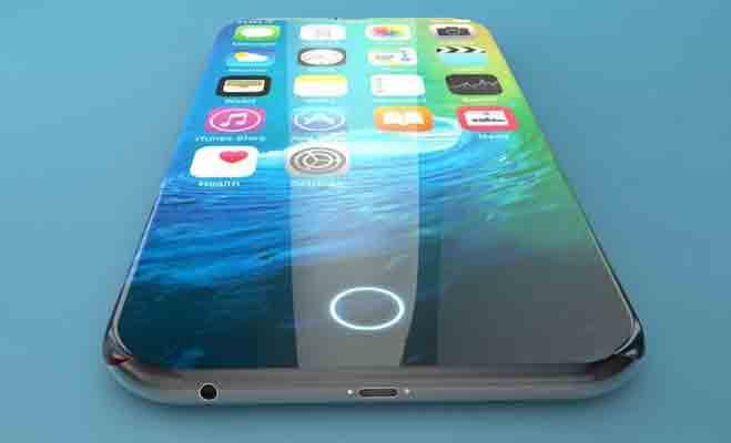 आईफोन 8 की तस्वीर हुई लीक,देखें ऐसा होगा फोन का डिस्प्ले