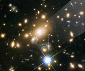 वैज्ञानिकों ने आधा ब्रह्मांड पार करके खोजा एक तारा, जिसकी दूरी जानकर दंग रह जाएंगे