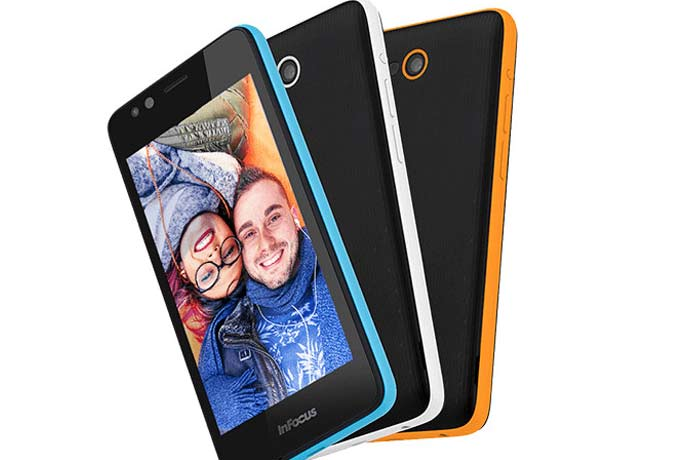 4.5 इंच डिसप्ले व 8MP कैमरे संग वाजिब दाम पर मार्केट में आया InFocus का Bingo21 स्मार्टफोन