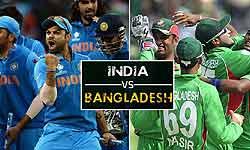 चैंपियंस ट्रॉफी 2017 सेमीफाइनल: पाकिस्तानी खाना खाकर भारत से भिड़ेंगे बांग्लादेशी