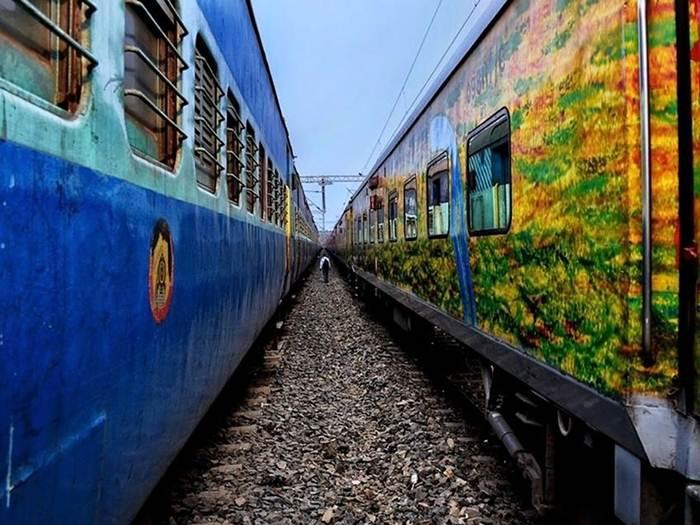 अब रेलवे का कंबल खुद बोलेगा... मैं हो गया हूं गंदा? 15 सितंबर से इस रूट की ट्रेनों के कंबलों में होगी ई-टैगिंग