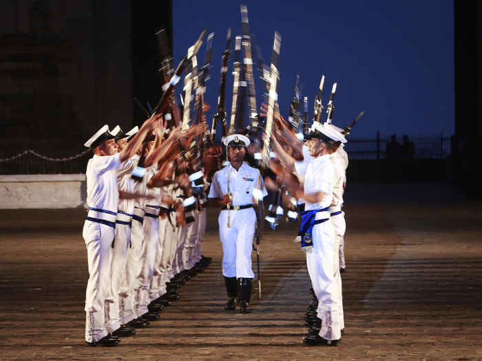 Image result for indian navy celebration day 2019