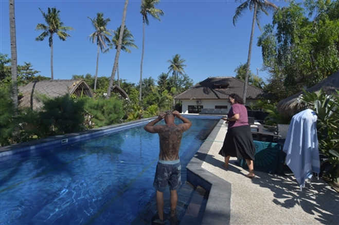 भूकंप से 10 इंच ऊपर उठा इंडोनेशिया का ये द्वीप