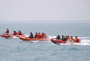 समुद्र में इंडोनेशिया के दुर्घटनाग्रस्त विमान की संभावित लोकेशन की मिली जानकारी