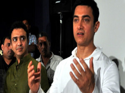 सोशल मीडिया पर छाए आमिर खान और सत्यमेव जयते