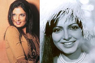 Deepshikha , Parveen Babi