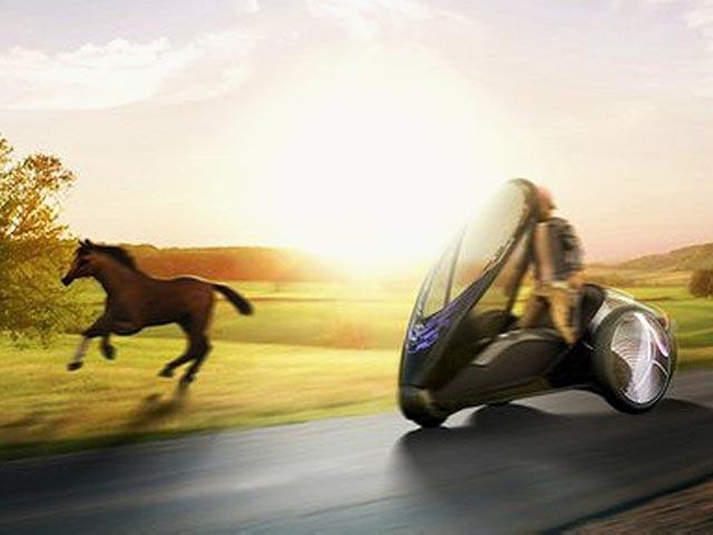कार सवारी में मिलेगा घुड़सवारी का मज़ा