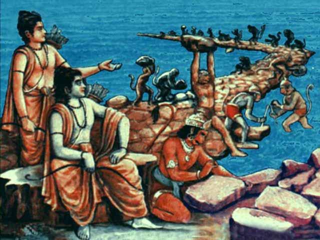Image result for रामसेतु