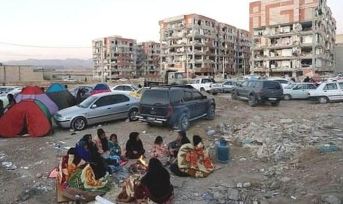 ईरान-इराक में भूकंप, 395 से ज्यादा लोगों की मौत
