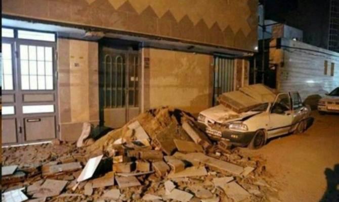ईरान-इराक में भूकंप,395 से ज्यादा लोगों की मौत
