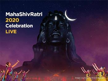 Mahashivratri 2020 Isha celebration Live: महाशिवरात्रि पर ईशा योग केंद्र में बरस रही है सद्गुरु की कृपा, देखें नजारा