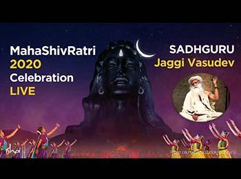 Mahashivratri 2020 Isha celebration LIVE: महाशिवरात्रि पर Isha Yoga केंद्र में Sadhguru संग नजर आयी शिवभक्ति की लहर