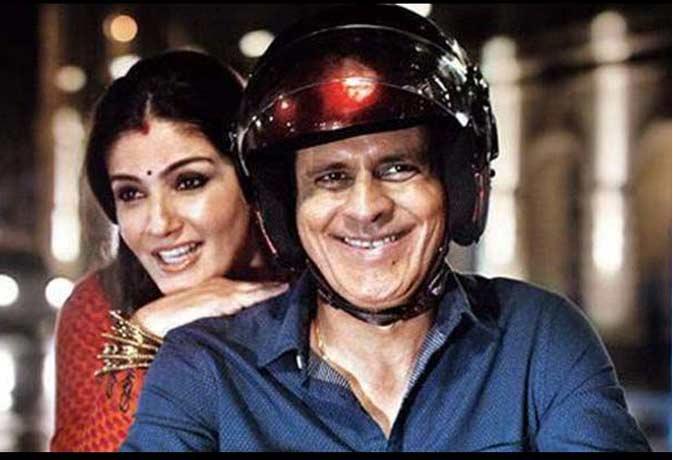 Watch : मनोज बाजपेयी और रवीना ने 'जय हिंद' में बहाया खून ताकि समझ सकें आजादी के मायने