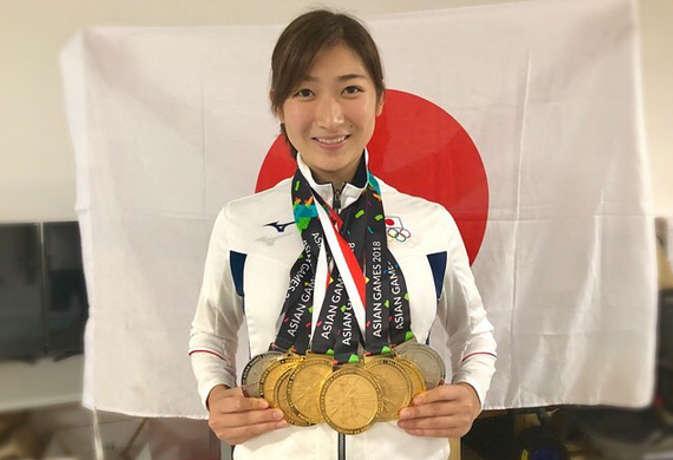 18वें एशियन गेम्स में सबसे अधिक मेडल जीतकर इस महिला खिलाड़ी ने रचा इतिहास