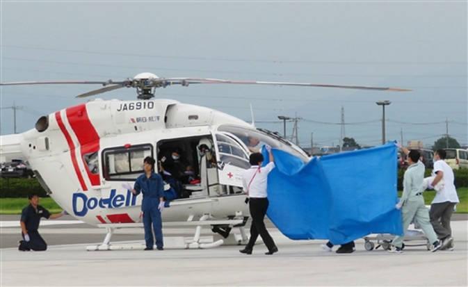 जापान में सरकारी हेलिकॉप्टर क्रैश, 9 क्रू सदस्यों की मौत