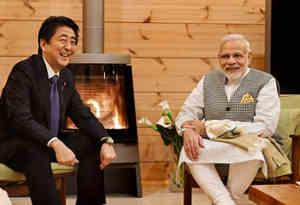 जापान में पीएम मोदी ने कहा, भारत बड़े पैमाने पर बदलाव की स्थिति से गुजर रहा
