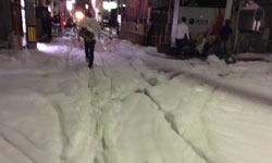 OMG! भूकंप के बाद ये कैसा सफेद जहर उगल रहा है जापान