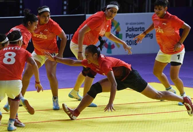 एशियन गेम्स में भारत के कबड्डी टीम को कांस्य, भारत को मिला 18वां मेडल