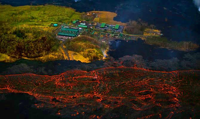 हवाई के किलायू ज्वालामुखी के लावा ने पानी पर बना दी मीलों लंबी नई जमीन! दुनिया हुई हैरान