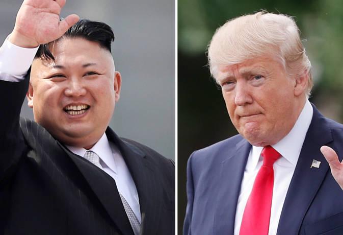 सिंगापुर में बैठक अच्छी रही तो किम जोंग को व्हाइट हाउस में बुलायेंगे ट्रंप