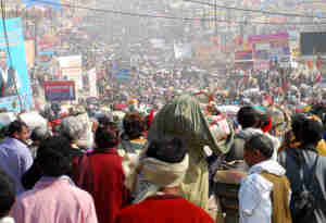 यूपी : कुंभ में एक कॉल पर मिलेगी श्रद्धालुओं को मदद