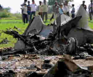 मिग -21 क्रैश :  पायलट मीत कुमार की मौत,  वीडियो में कहा था पत्नी से भी ज्यादा करता हूं इसे प्यार