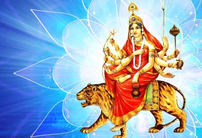 नवरात्रि 2018: असुरों के दमन के लिए अवतरित हुई थीं चंद्रघंटा देवी,यह है उनका बीज मंत्र