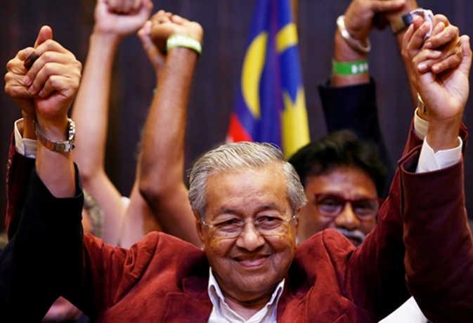 Image result for मलेशिया के प्रधानमंत्री