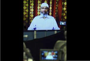 मलेशिया ने जाकिर नाइक को भारत भेजने से किया इनकार, कहा उससे कोई दिक्कत नहीं