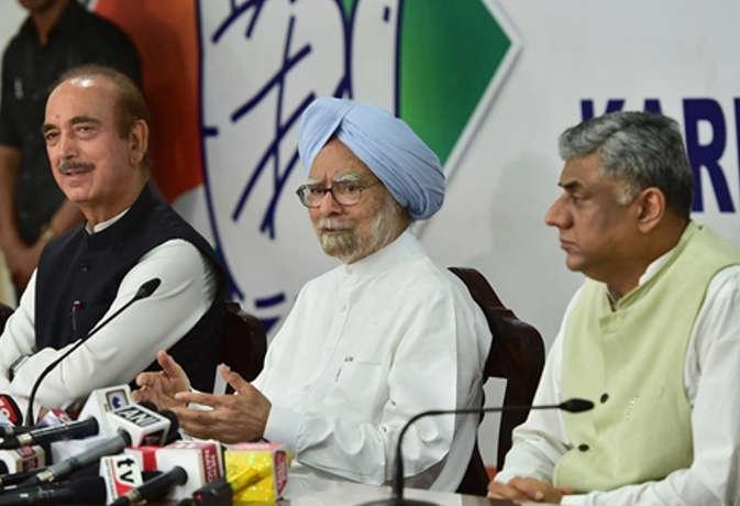 मनमोहन सिंह ने मोदी पर लागाया आरोप, कहा उनकी गलतियों के चलते देश को भारी नुकसान