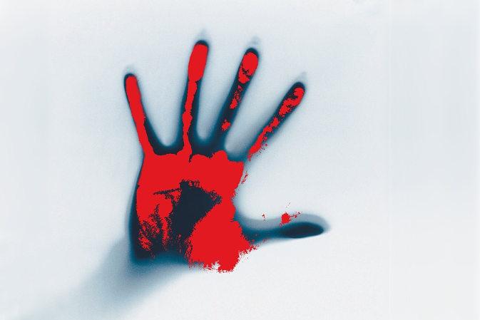 मेरठ : रेलवे कीमैन की हथौड़े से कुचलकर हत्या